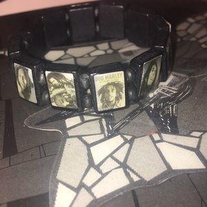 Bob Marley bracelet